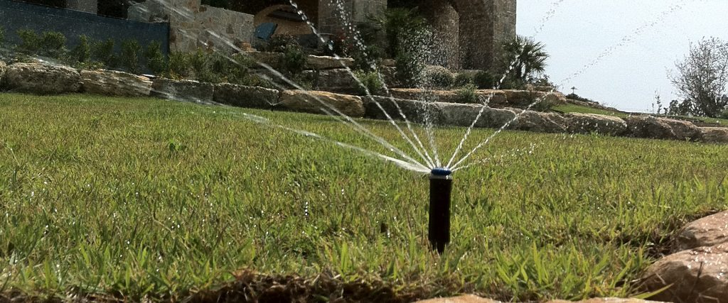Irrigation - Active Sprinkler Head