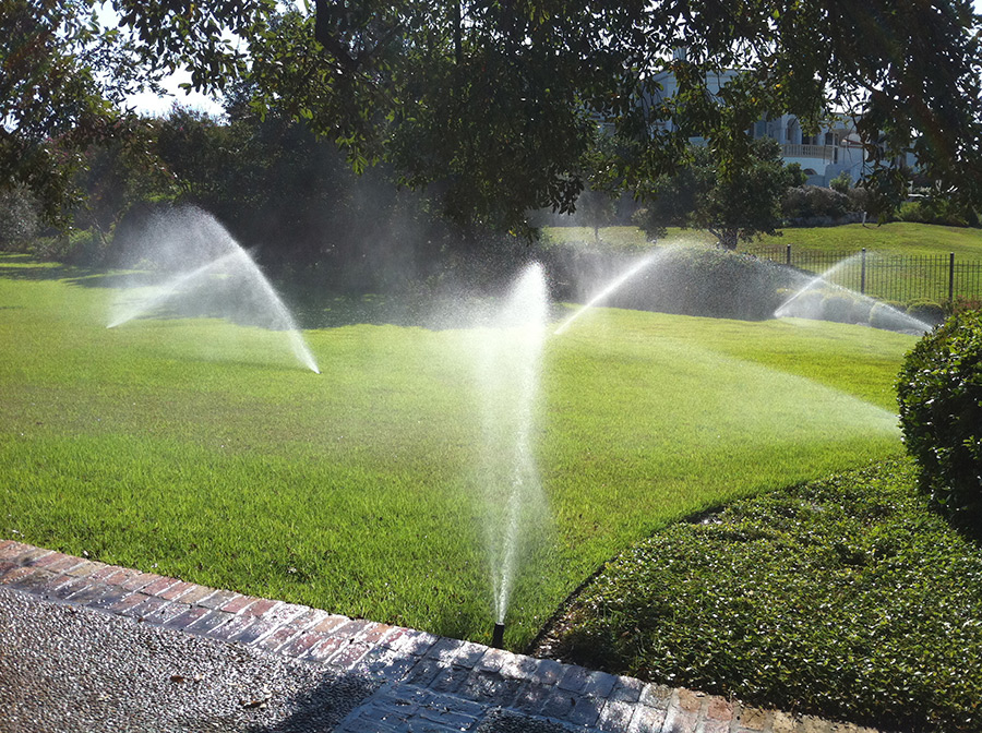 Newsome Residential Irrigation