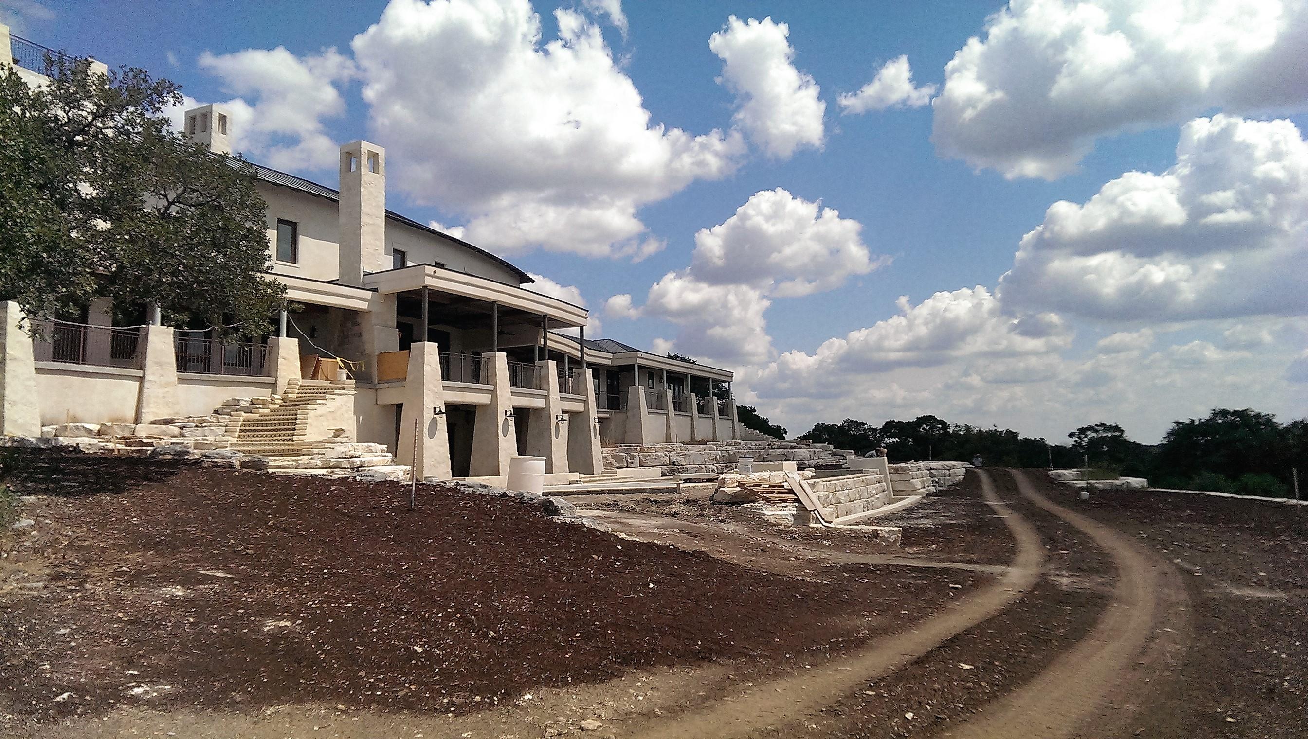 New Construction Irrigation Installation