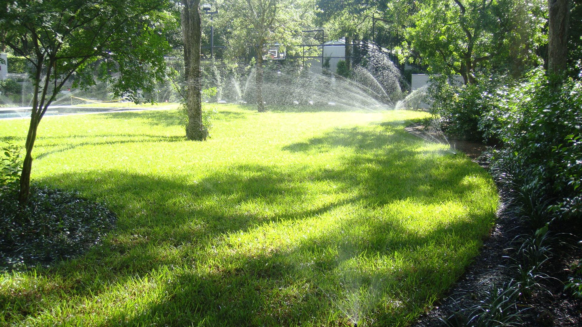 San Antonio Ace Sprinklers & Landscaping - Home