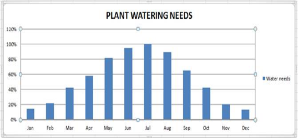 Newsome Plant Watering Needs
